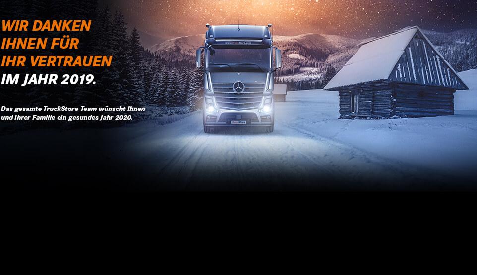 Gebrauchte Lkw, Anhänger und Auflieger von TruckStore